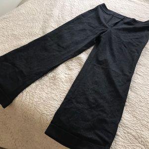 Ann Taylor grey wool trousers 🍄🍁🍂